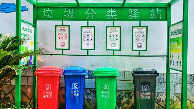 史上最严垃圾分类实施倒计时