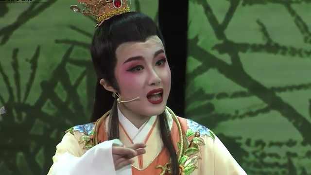 越剧《红楼梦·葬花》选段