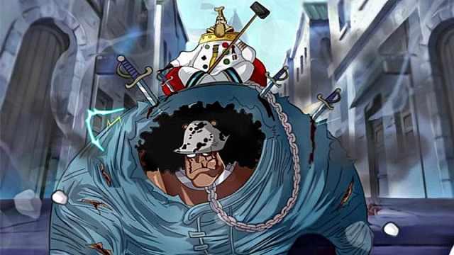 海贼王身份最多的男人!