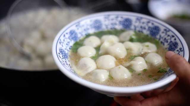 妈妈的创意:她做首家韭黄羊肉饺子