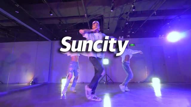 Pasichnyi编舞《Suncity》