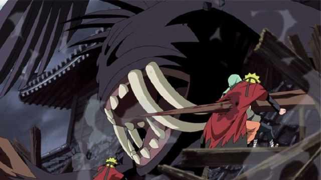 火影忍者中没人能收服的通灵兽!