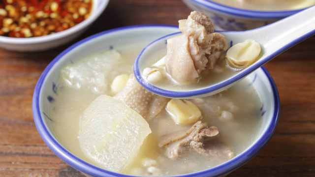 吃广东人煲的汤,三伏天不心慌!