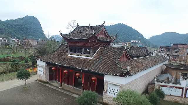 旅行在永州!千年古堡式瑶寨